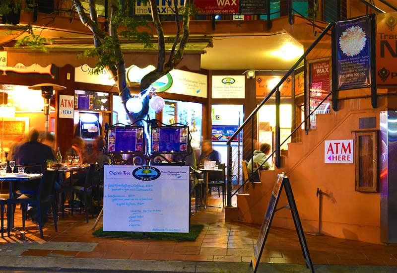The Cyprus Tree - Mediterranean Cuisine Restaurant Byron Bay